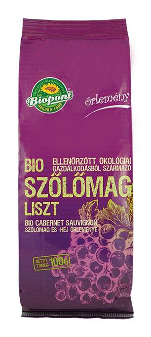 Biopont Bio Liszt, szőlőmagliszt 100 g