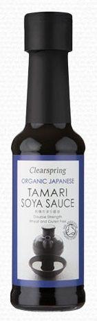 Clearspring Bio szójaszósz Tamari 150ml
