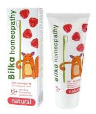 Bilka Fogkrém Homeopatias Gyermekfogkrém 6+ Natural 50 ml