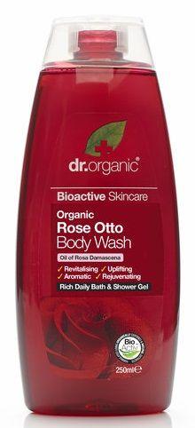 Dr. Organic Bio Rózsa Tusfürdő 100 ml