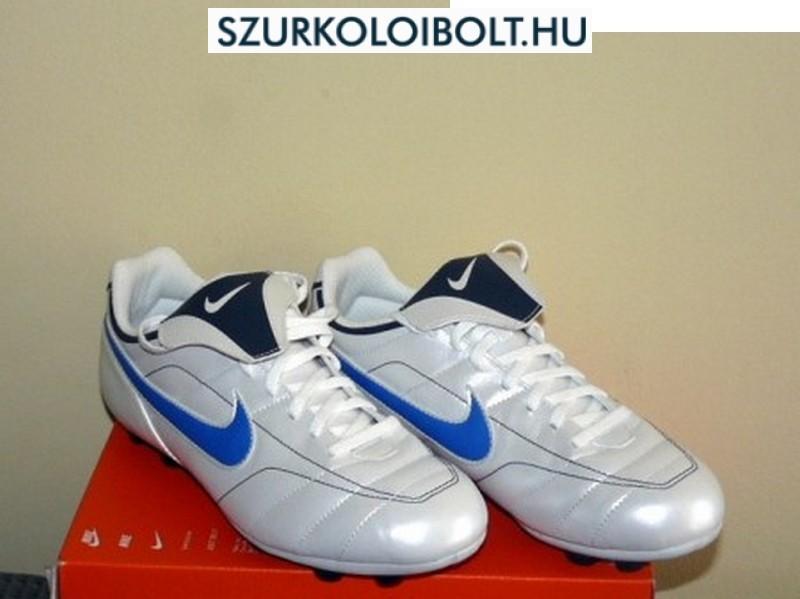 Nike AIR Tiempo Natural II. VT AF Nike foci cipő ( gyöngyházfehér-kék )