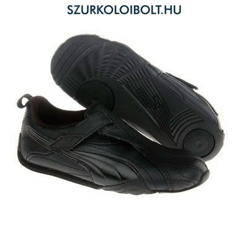 Puma Ryu Infants Black - Puma babacipő (fekete)