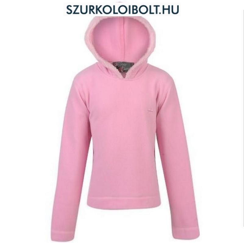 Miss Fiori Pom-pom - rózsaszín Miss Fiori kapucnis pulcsi