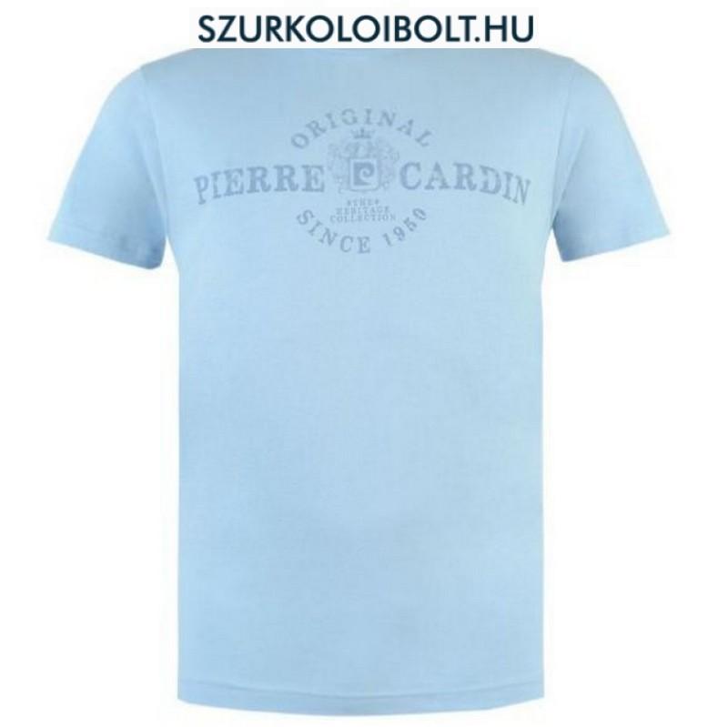 Pierre Cardin Elite póló (világoskék)