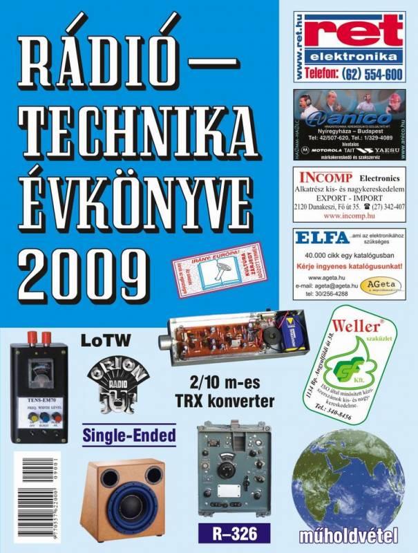 A RÁDIÓTECHNIKA ÉVKÖNYVE 2009